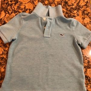 Toddler Boys Vineyard Vines polo collared shirt